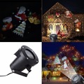Outdoor Waterproof Moving Projector Christmas Lamps LED Laser Light For Christmas Party Light Garden Projector Lamps