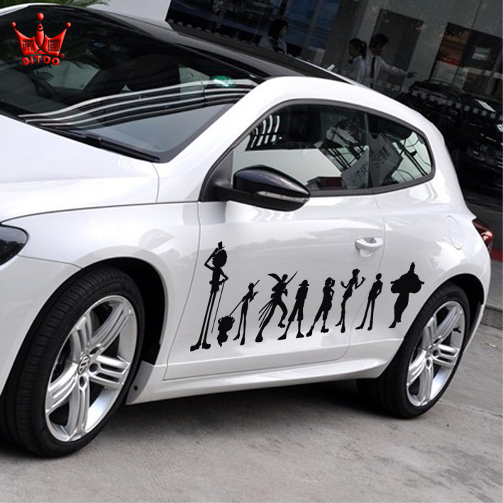 Stiker Variasi Mobil Avanza Konsep Racing - Powermodif.com