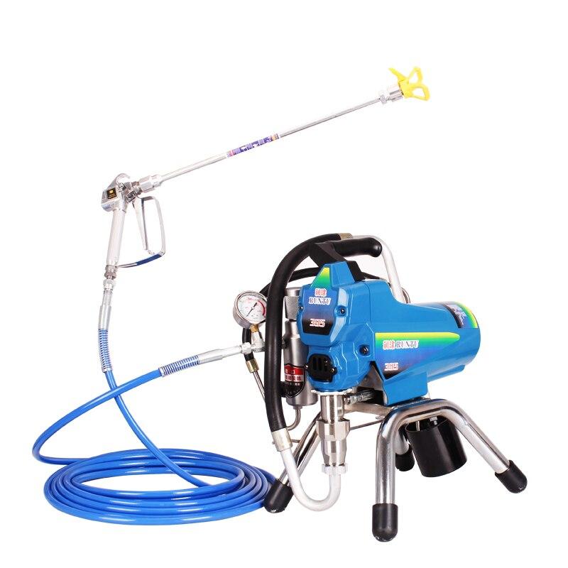 3l min 220v bruss motor 2000w high pressure spraying. Black Bedroom Furniture Sets. Home Design Ideas