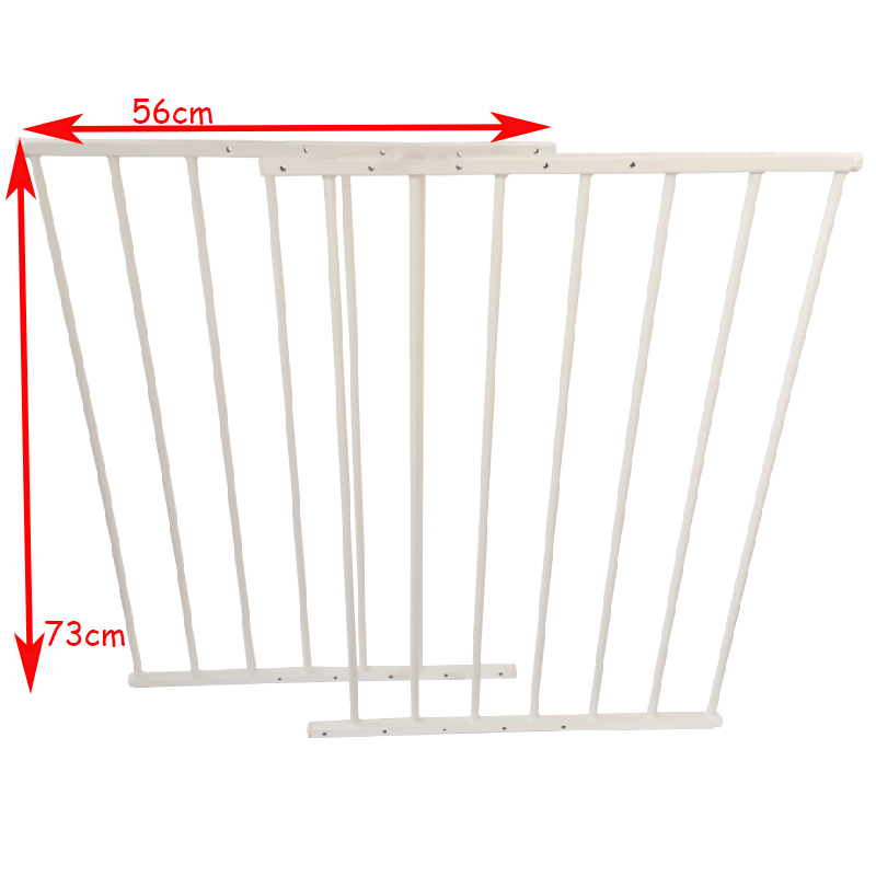 baby safety fence fencing for children Baby Gate fence door stopper children's gate pet gate door stops for door width 62 110cm