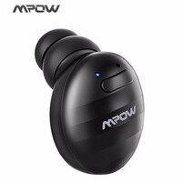 Mpow Mini Bluetooth Kopfhörer V4.1 Business Ohrhörer Unsichtbare Drahtlose Kopfhörer Mit Mic 6 H Spielzeit Für iPhone Android-Handy