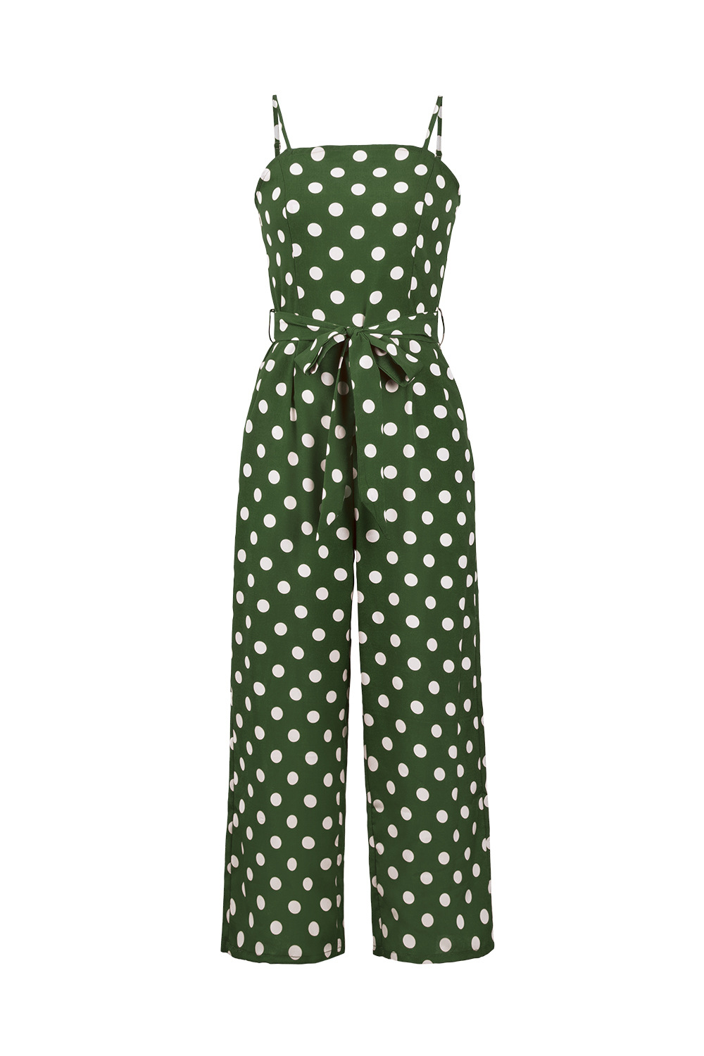 HTB10oAxbirxK1RkHFCcq6AQCVXal - Women Rompers summer long pants elegant strap woman jumpsuits polka dot plus size jumpsuit off shoulder overalls for womens