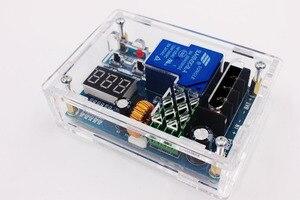 6-60v lead-acid Battery Charging Controller Protection Board charger switch 12v 24v 36v 48v Solar charging car battery(China)