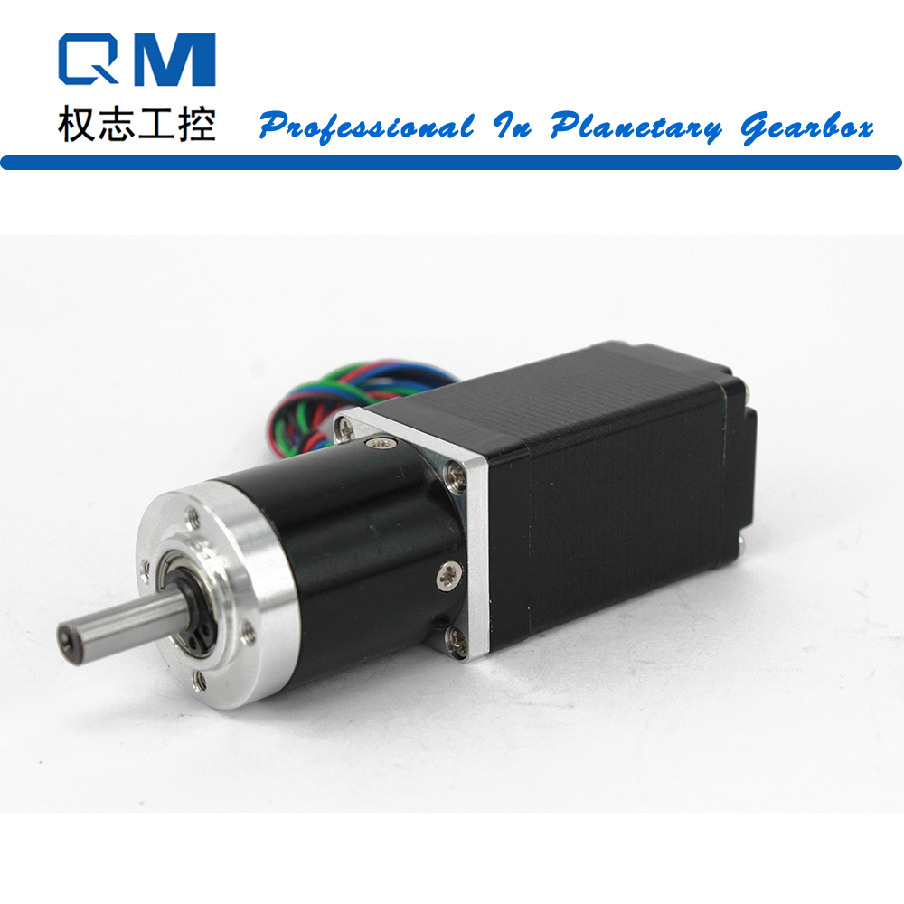Gear motor Nema 11 Planetary  Reduction Gearbox Gear Ratio 15:1 25 Acrmin  Nema 11  Stepper Motor  50mm  Robot Pump 3D Printer nema23 geared stepping motor ratio 50 1 planetary gear stepper motor l76mm 3a 1 8nm 4leads for cnc router