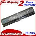 JIGU Laptop Battery PA3534U-1BAS PA3534U-1BRS PA3535U-1BRS PA3682U-1BRS PA3727U-1BRS PABAS098 PABAS174 For Toshiba Equium A200
