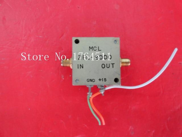 [BELLA] MINI ZFL-2000+ 10-2000MHz 15V SMA Amplifier Supply