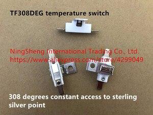 Image 1 - 기존 100% TF308DEG 온도 스위치 308 일정한 접근 스털링 실버 포인트