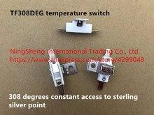 Nuovo originale di 100% TF308DEG interruttore di temperatura 308 gradi costante punto di accesso alla sterlina argento