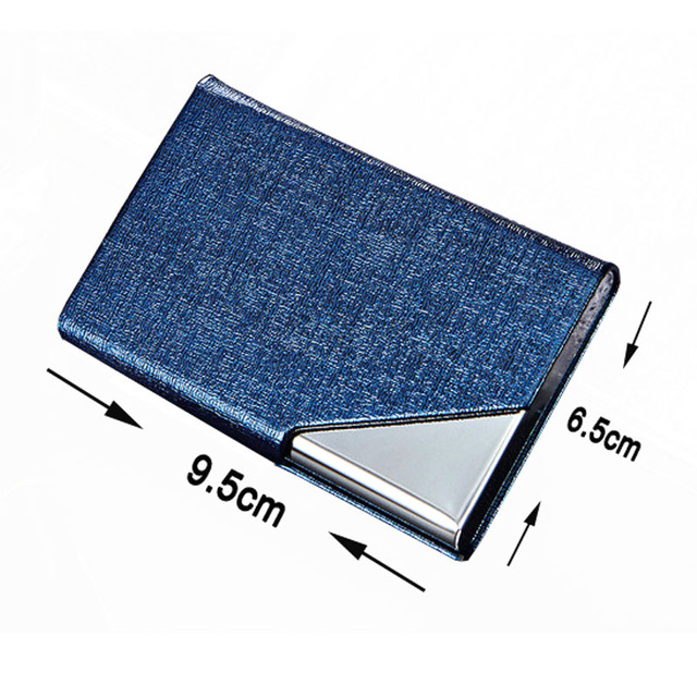 Business ID Credit Card Holder For Women Men