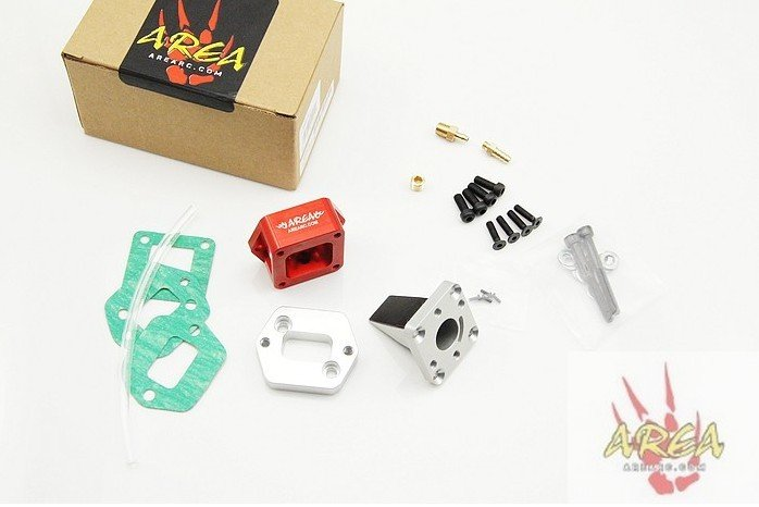 BAJA Rc reed valve system for  CY Zenoah engine rc gas boat clutch kit fits zenoah crrc rcmk cy sikk petrol marine engine