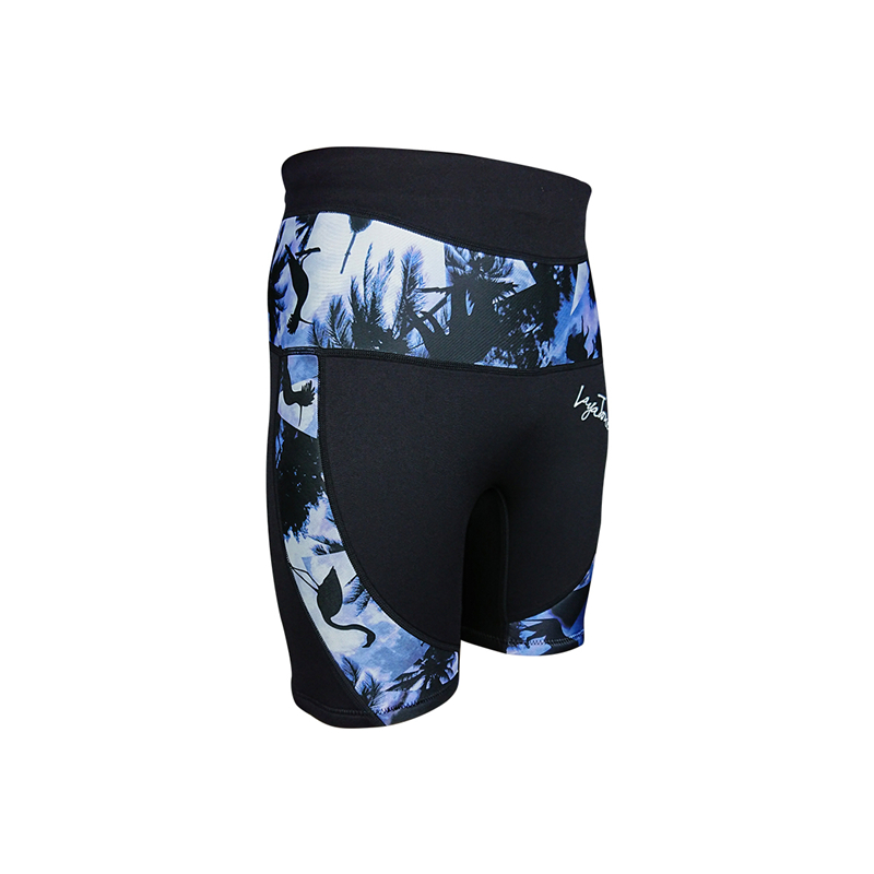c6faef2ca71 Layatone Wetsuit Shorts Pants Men 3mm Neoprene Diving Suits Surfing  Swimming Trunks Snorkeling Scuba Diving Short Pants Swimwear-in Wetsuit  from Sports ...