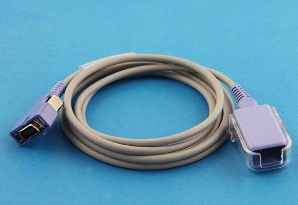 Nellcor 14pins Oximax DOC-10 Compatible SpO2 Sensor Extension Adapter