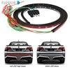 60 Truck SUV LED Tailgate Light Bar Taillights Rear Turn Signal Lights Brake Backup Reverse Lights