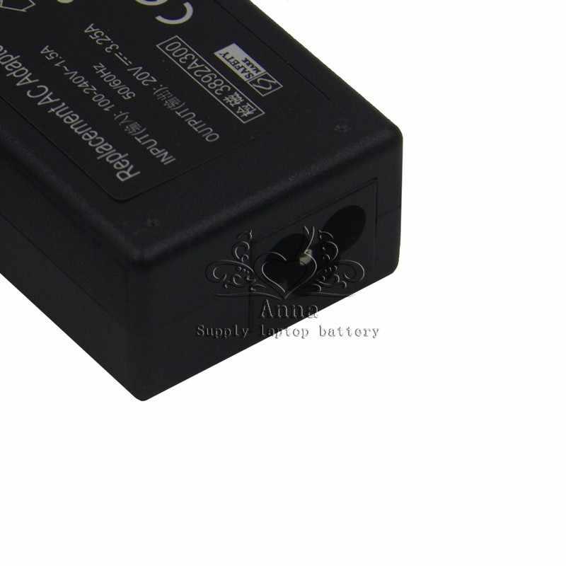 JIGU لينوفو 20V 3.25A G560 G565 G570 G575 G580 G585 G700 G780 N581 N586 S300 S400 S405 S500 U300E U300S U310 U400 U450 U460