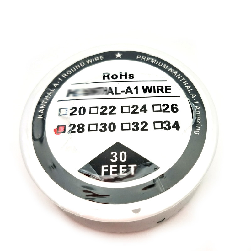 Authentic aolvape Kanthal A1 Resistance Wire for Rebuildable ...