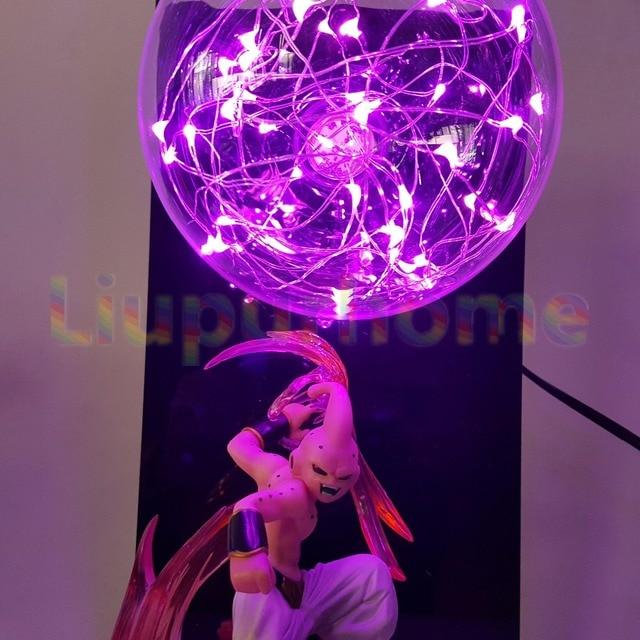 Dragon Ball Z Majin Buu Led Night Lamp