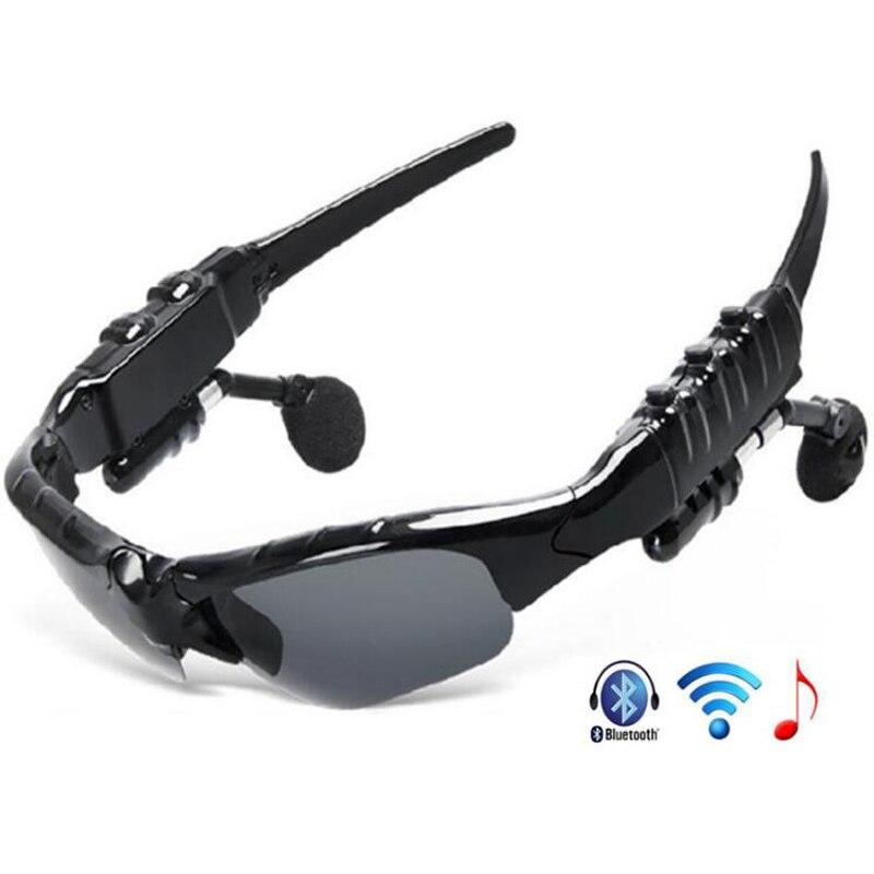 Prix pour Polarisées Vélo Lunettes Bluetooth Stéréo Hommes Moto lunettes de Soleil Vélo MP3 Lunettes Téléphone Vélo Sport En Plein Air Lunettes de Soleil