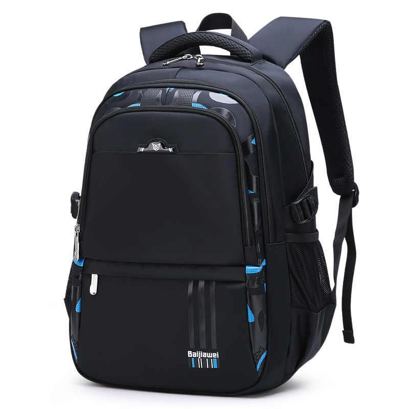 Torby szkolne dla dzieci dziewczyny chłopcy plecak dla dzieci wodoodporny plecak do szkoły podstawowej tornister dla dzieci tornister ortopedyczny sac enfant