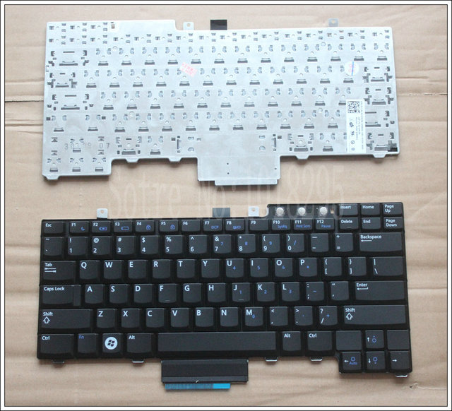 New Keyboard FOR DELL Latitude E5400 E5300 E5500 E5510 E5410 US laptop keyboard