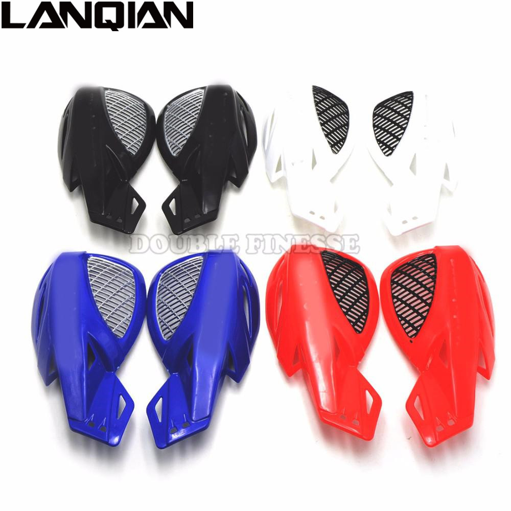 7/8 22mm Universal Motorcycle Handlebar Wind Deflectors Dirt bike Hand Guards For Suzuki Honda Kawasaki Yamaha KTM BMW Ducati