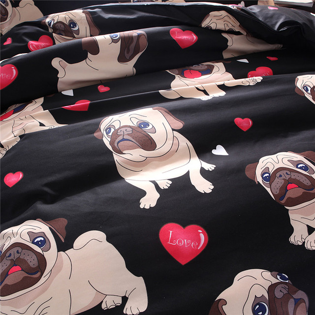 Dog Love Bedding Set