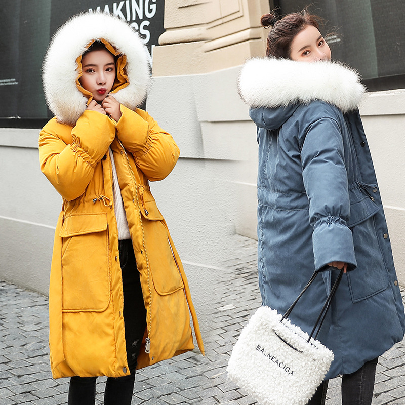 Long Wadded Outerwear Stop118