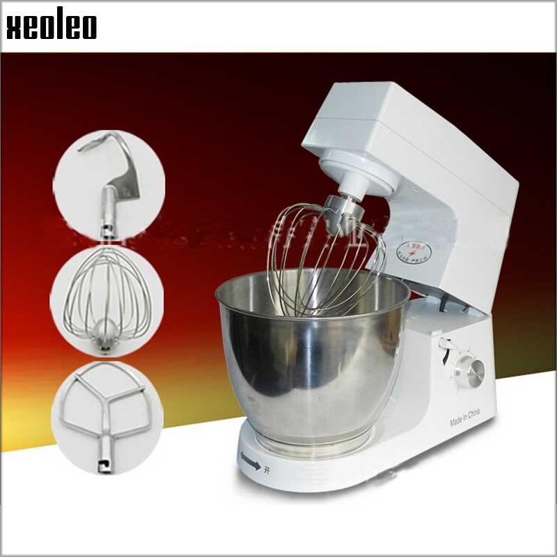 Xeoleo 7L Stand mixer Food mixer Dough kneading machine High quality Professional Dough mixer 300W/220V Egg beat machine