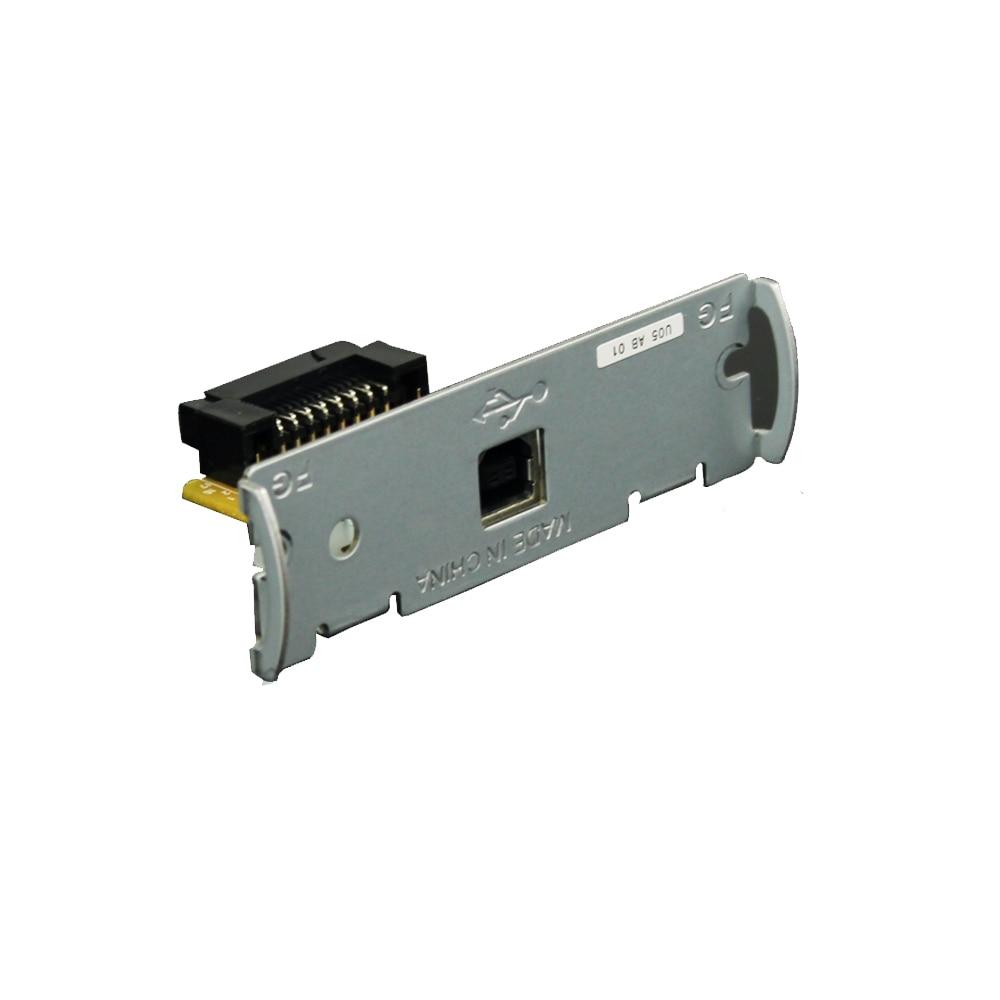 New USB Port Interface Card For Epson TM-T81 TM-T88IV TM-T88V T86L TM-T90