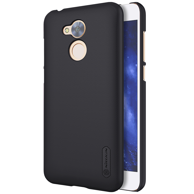 Phone Bag Case For Huawei Honor 6A Nillkin Frosted Shield Phone Case for Huawei Honor 6a Plastic Hard Back Cover Top Phone Cases