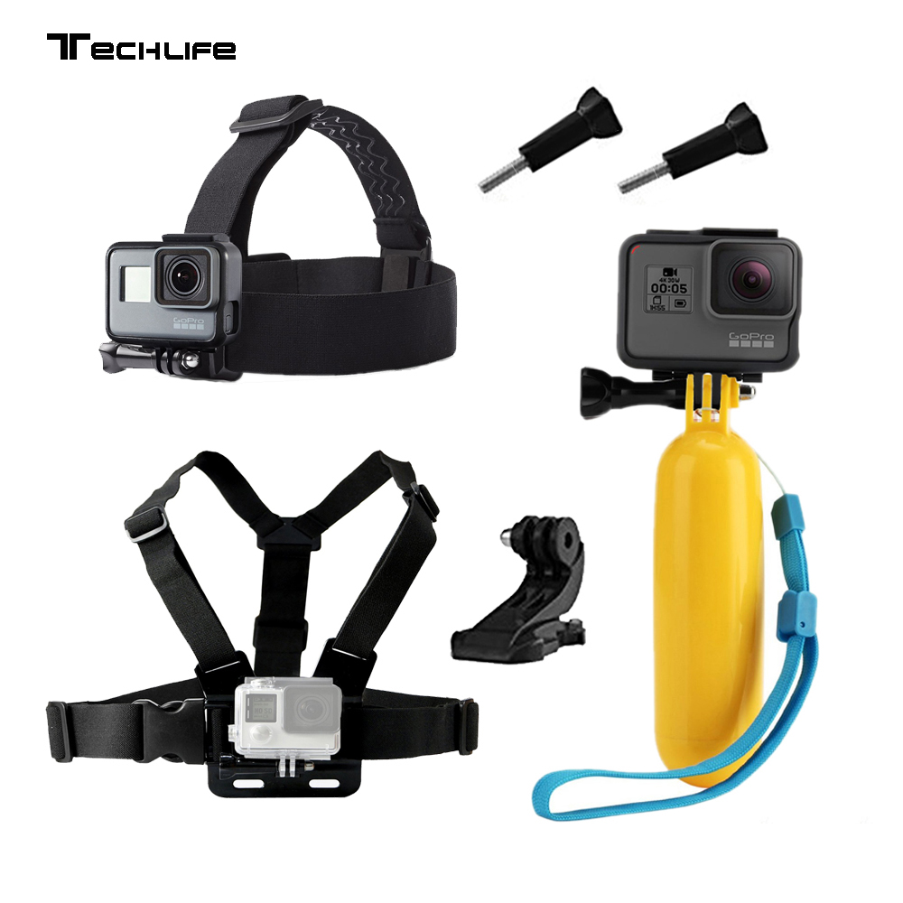 Accessories for Gopro hero 5 6 Chest Mount For Xiaomi Yi 4K For Eken H9 Strap SJCAM SJ4000 For Go pro Hero 5 Action Camera shoot action camera accessories set for gopro hero 5 6 3 4 xiaomi yi 4k sjcam sj4000 h9 chest strap base mount go pro helmet kit
