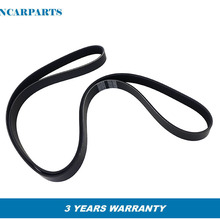 Serpentine Multi Rib Drive Fan Belt Fit