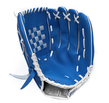 Sports Blue Baseball Gloves for Men