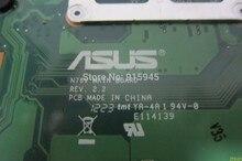 N76V non-integrated motherboard for ausa laptop N76V full 100%test