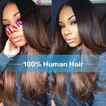 Charming Aliexpress Hair Grade 8A Five Pieces/lots Unprocessed Peruvian Straight Virgin Hair Human Hair Extensions Bundles