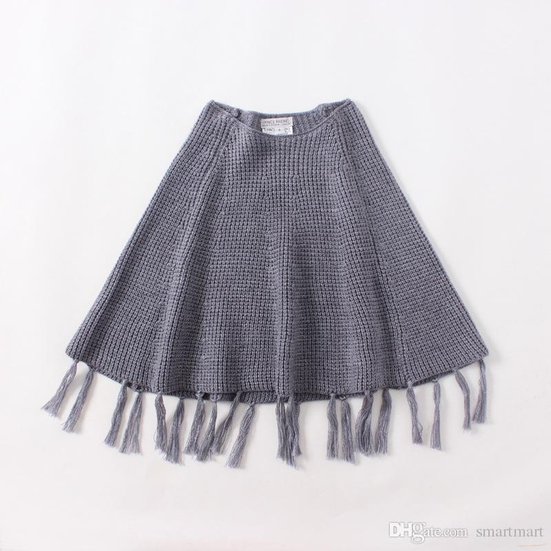 online kaufen gro handel stricken baby poncho aus china. Black Bedroom Furniture Sets. Home Design Ideas