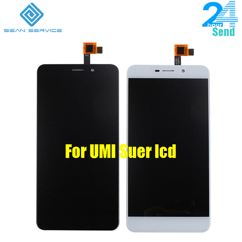 For  Original UMI Super LCD Display And Touch Screen Digitizer Assembly Replacement UMI Super F-550028X2N 1920X1080P 5.5inch