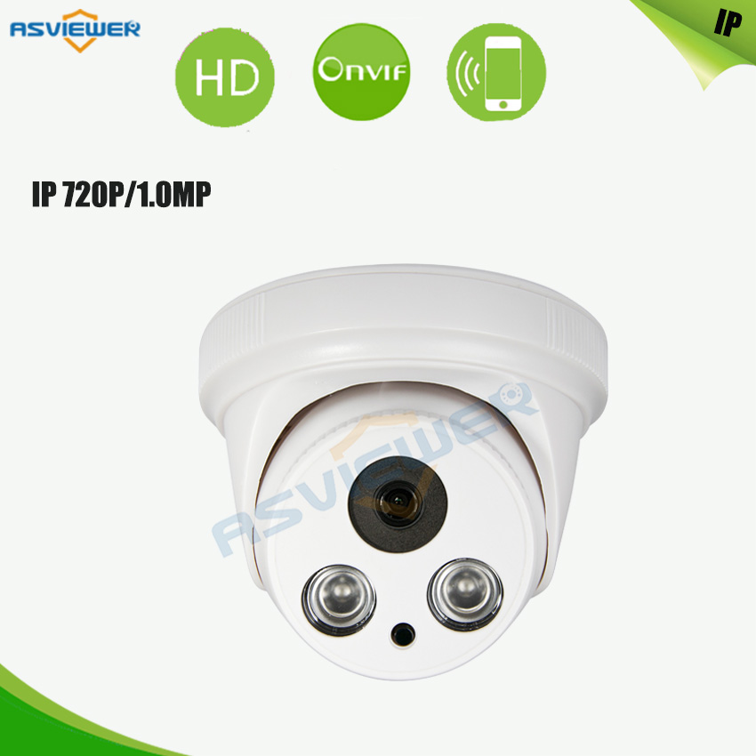 720 IP Camera 1.0MP 1280*720 Network CCTV Security Dome Camera Support Phone Android IOS P2P View ONVIF2.4 AS-IP2208E720 IP Camera 1.0MP 1280*720 Network CCTV Security Dome Camera Support Phone Android IOS P2P View ONVIF2.4 AS-IP2208E