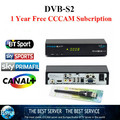 FREESAT V7 Max Satellite Receiver with 1 Year CCCAM Europe 1080P FULL HD DVB-S2 Support Cccam Newcam YouTube Youporn