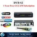 Receptor de Satélite FREESAT V7 Max con 1 Año CCCAM Europa 1080 P FULL HD DVB-S2 Soporte Cccam Newcam YouTube Youporn