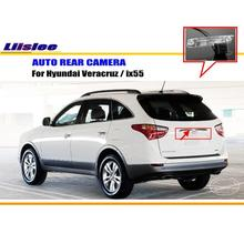 Para Hyundai Veracruz/ix55-Cámara de Visión Trasera/Copia de seguridad estacionamiento de La Cámara/CCD HD RCA NTST PAL/Luz de la Matrícula OEM