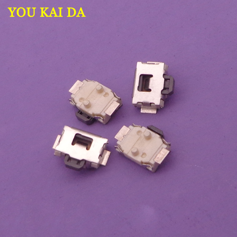 100pcs/lot Power button for <font><b>Nokia</b></font> 5800 N81 <font><b>6300</b></font> 2P SMD switch <font><b>Phone</b></font> High quality Plate type switch On Off Volume Inside Key image