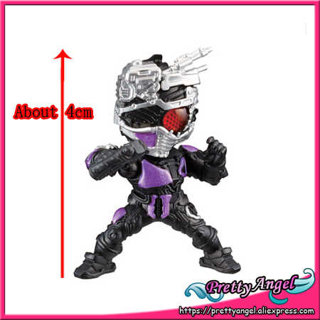 Anime japonês (original bandai) kamen masked rider avanço gashapon figure 05-mashin chaser