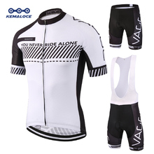 לבן ספורט אופני צוות מרוצי אופניים ללבוש בקיץ חצי שרוולי אופניים סט רכיבה על בגדי Ropa Ciclismo לנשימה MTB אופניים ללבוש