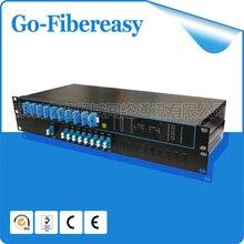16 Canales CWDM/OADM módulo dubble fibra longitud de onda: 1310nm-1610nm
