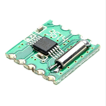 FM Stereo Radio RDA5807M Wireless Module RRD-102V2.0 For Arduino DIY Electronic Kit image