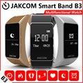 Jakcom b3 smart watch nuevo producto de wristwatchs como miwatch 1 S Impermeable Reloj de la Aptitud Del Ritmo Cardíaco Y Kits de Automatización reloj