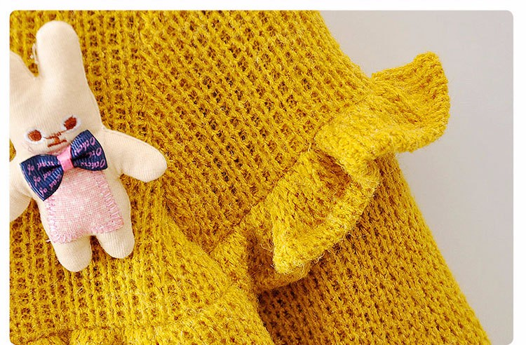 37b3ad99189f Girl Winter Sweater Children Cardigans Girls Baby Girl Sweaters ...