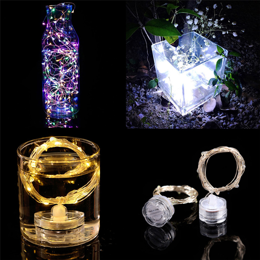 High Quality 2M LED String Lights Party Wedding Garden Outdoor Christmas Decor Lights