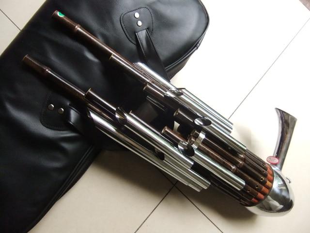 Traditional Chinese folk music instrument SHENG