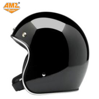 AMZ Motorrad Sport Retro Open Face Helm capacete cascos para Motocross reiten helm-in Helme aus Kraftfahrzeuge und Motorräder bei